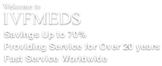 IVFMEDS - 20 years of service with low prices and fast service